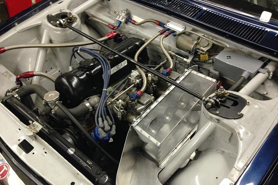 Gregg TenEyck 177-GT2-177 image 4 engine