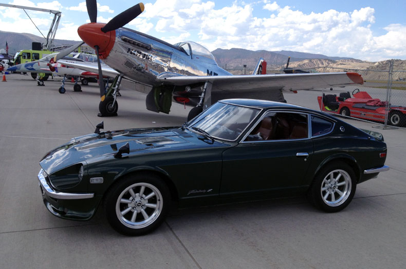 Pat Baxter 280z Datsun