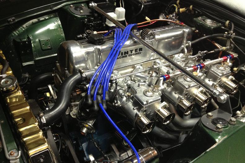 Pat Baxter 280z Datsun 3