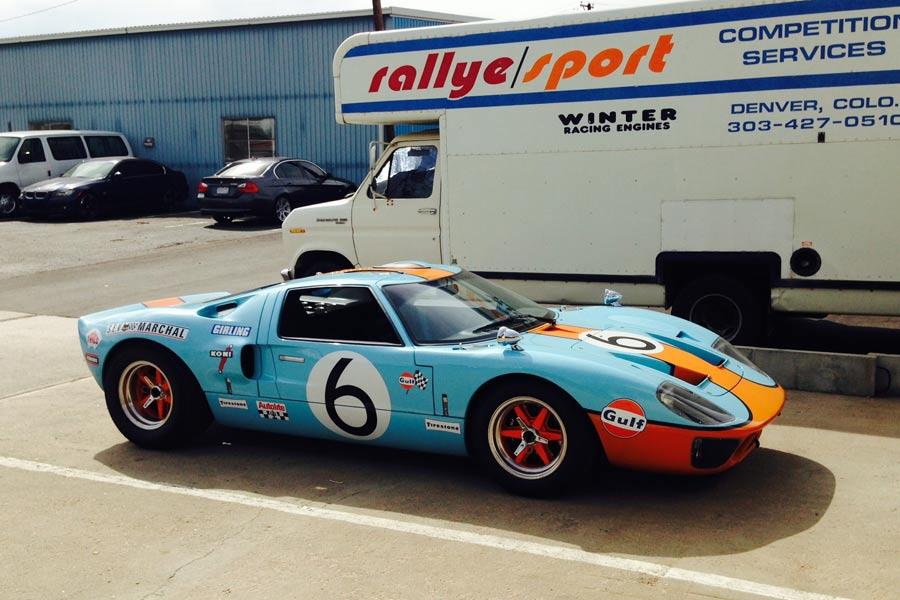 Jim Bauer-GT40-5