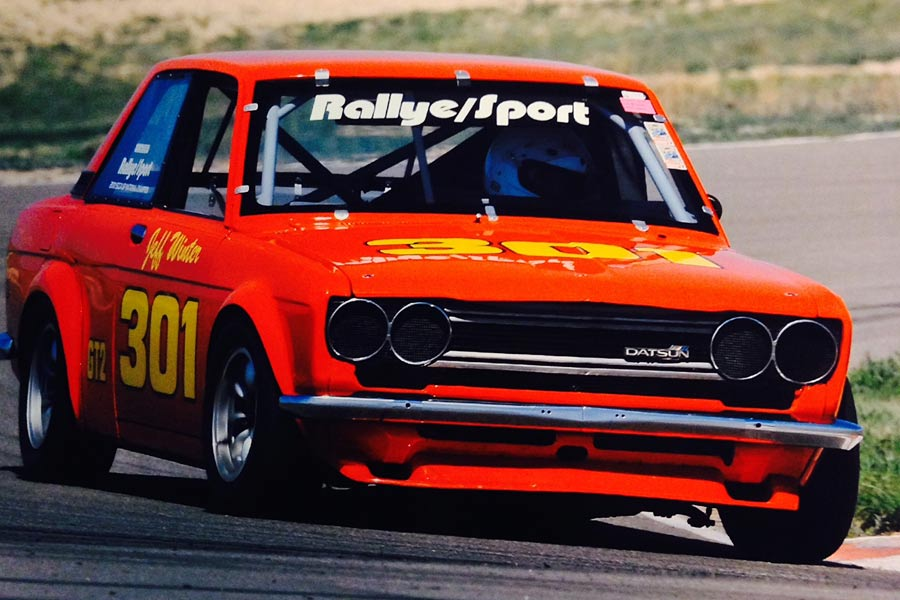 Don Morales 510 – Rallye Sport Datsun Experts