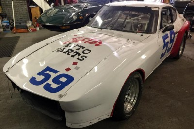 Jeff WInter Z Race Car 59 - 1