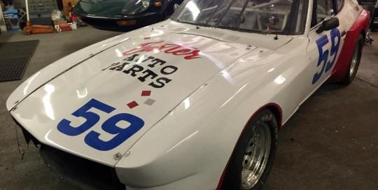 Jeff WInter Z Race Car 59 - 1